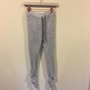 Abercrombie & Fitch Pants - Abercrombie & Fitch gray soft jogger sweatpants